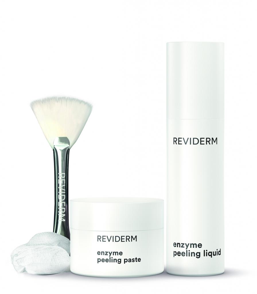 Peeling Set von Reviderm